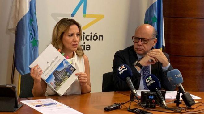 """Barragán manifiesta que si el Gobierno necesitara más tiempo para elaborar el Presupuesto """"nosotros no nos opondríamos"""""""