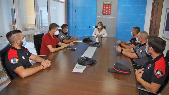 Lanzarote solicita el apoyo de la Policía Autonómica Canaria para frenar la cadena de contagio del coronavirus