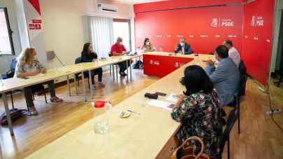 Torres y los senadores canarios fijan la hoja de ruta para la defensa de los intereses de las Islas