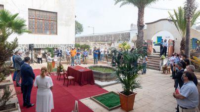 Cesión del Colegio salesiano al Cabildo para convertirlo en centro de mayores
