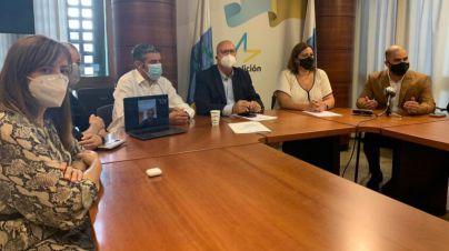 CC-PNC activa en todas las instituciones una moción en defensa de la lucha canaria