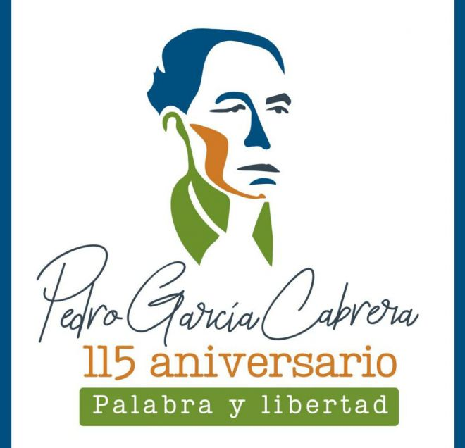 Vallehermoso se vuelca con el 115 aniversario del nacimiento de Pedro García Cabrera
