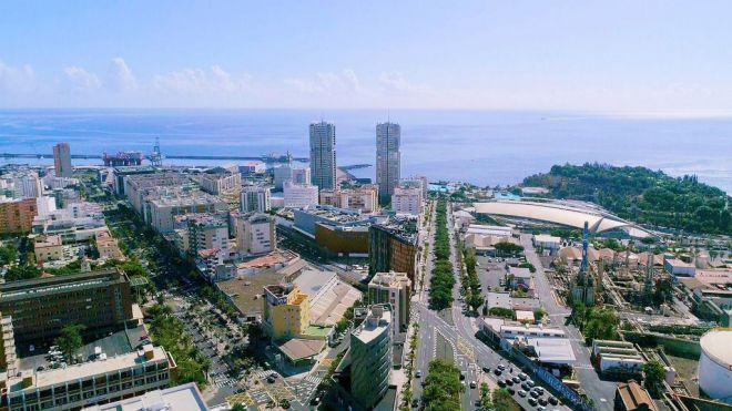 Santa Cruz concentró en septiembre el 41% de los contratos firmados en Tenerife