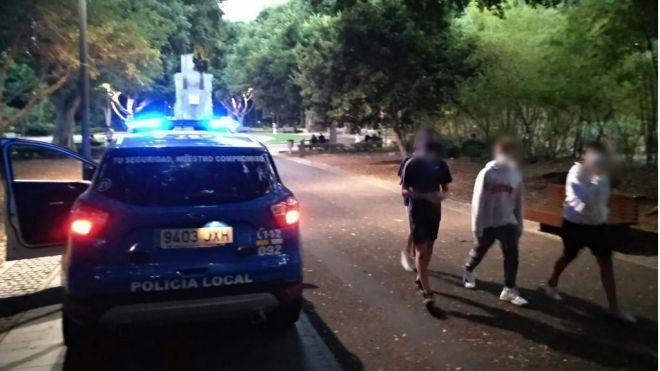 Identificados los menores implicados en la pelea del parque García Sanabria