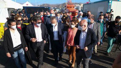 Morales exige que Pedro Sánchez cree un mando único que coordine las divergentes políticas de sus ministerios en materia de migración