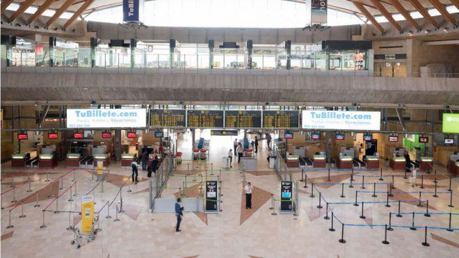 CC-PNC insta al Cabildo a realizar los test a todas las personas que visiten Tenerife