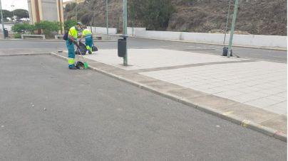 Telde retoma los mercadillos del municipio con estrictas medidas de prevención y seguridad