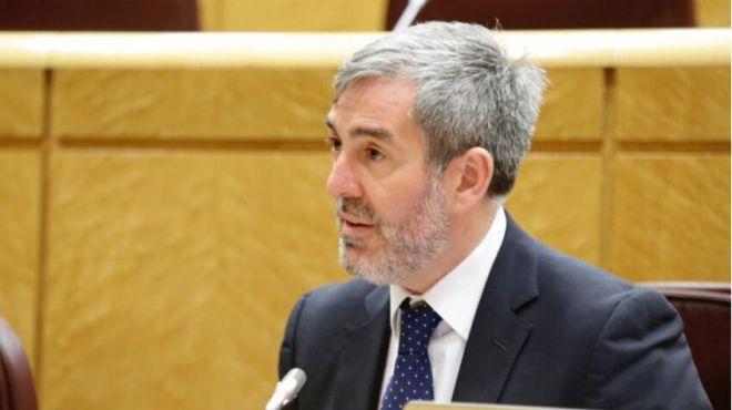 CC-PNC demanda la convocatoria formal de al Comisión Bilateral de Cooperación Canarias-Estado