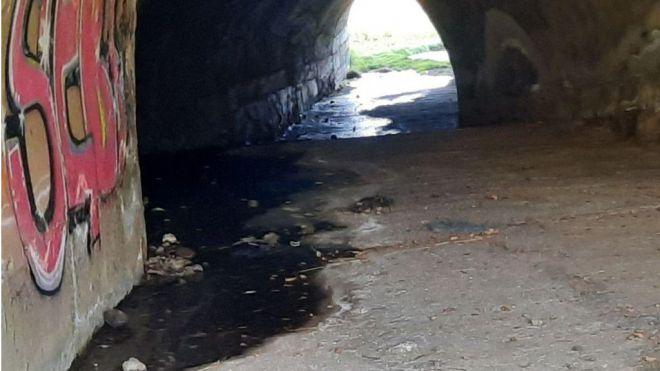 Sí se puede denuncia a Aqualia ante el Ayuntamiento de Candelaria por vertidos de aguas residuales