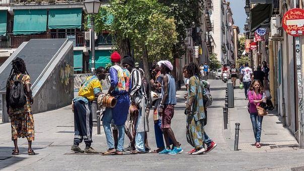 """NC reclama """"más medios, resultados y solidaridad"""" del Estado y la UE con la presión migratoria en Canarias"""