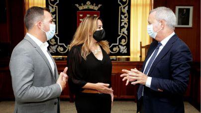 Obras Públicas y el Cabildo de Lanzarote planifican iniciar en esta legislatura el 90% de las obras para la isla