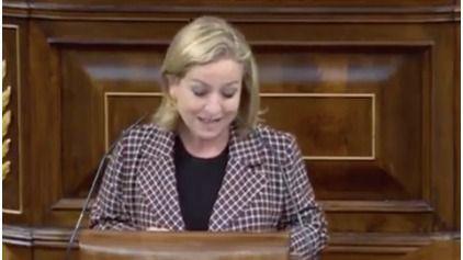 Oramas vota en contra de la moción de censura planteada por VOX