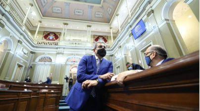 """CC y NC marcan el cumplimiento del REF y del Estatuto como """"condición indispensable"""" para los PGE"""