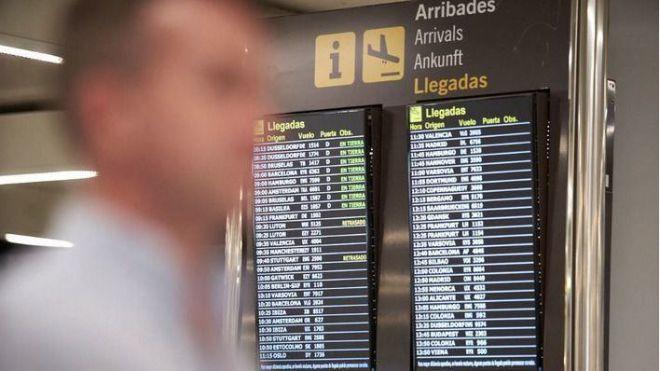 El turismo se dispone a volver a niveles de 1995 y pone en riesgo 750.000 empleos este año