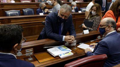 El Parlamento respalda el Plan Reactiva Canarias con amplia mayoría
