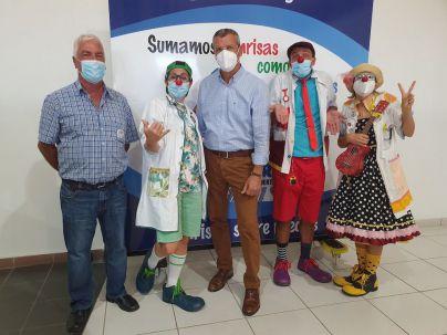 Hospitrán y Fuertwagen renuevan el convenio para la formación de payasos de hospital en Fuerteventura
