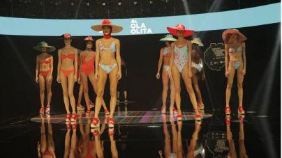 Los jóvenes talentos protagoniza la jornada inaugural de la Semana de Moda Baño de Gran Canaria