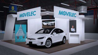 Primer salón virtual del vehículo eléctrico de Canarias