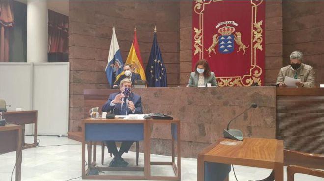 Gabriel Mato reclama unidad en las islas para defender las especificidades de Canarias en Europa