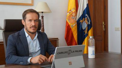 Zapata traslada a la Unión Europea la necesidad de realizar test en el puerto y aeropuerto