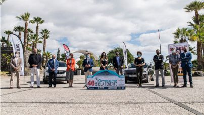 Santa Cruz acogerá este fin de semana la salida y la llegada del Rally Isla de Tenerife