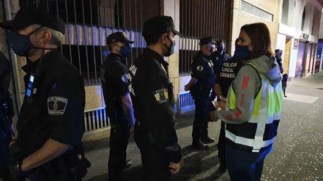 La Policía Local reforzará el control sobre la celebración de fiestas este fin de semana
