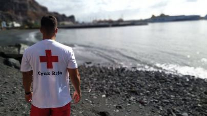 Treinta bañistas fueron atendidos este verano en las playas de San Sebastián de La Gomera