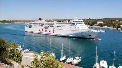 Naviera Armas Trasmediterránea gestiona la refinanciación de sus bonos