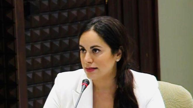 Espino ve detrás del cambio de técnica presupuestaria del Gobierno una subida encubierta de sus salarios