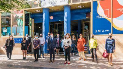 Sodepal inaugura el primer espacio físico para comercializar los productos del sector creativo y textil