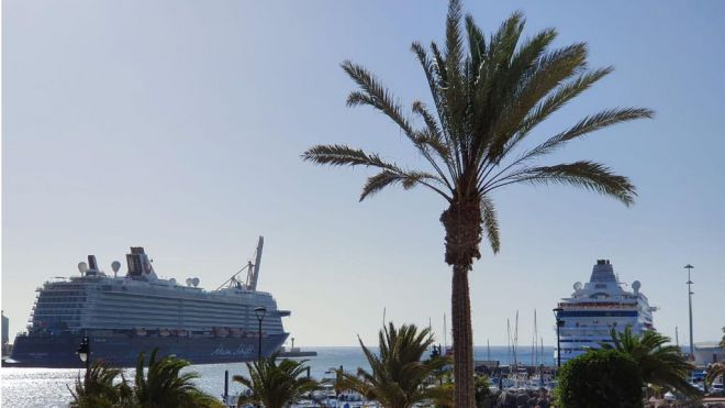Llega este domingo el primer crucero a Puerto del Rosario tras el estado de alarma del 14 de marzo