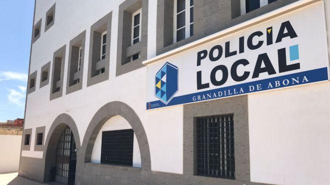 La Policía Local pilla in fraganti a un ladrón dentro de un establecimiento deportivo