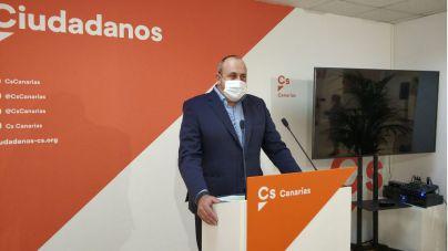 Ciudadanos pide la dimisión del ministro Marlaska por el desalojo de inmigrantes del muelle de Arguineguín