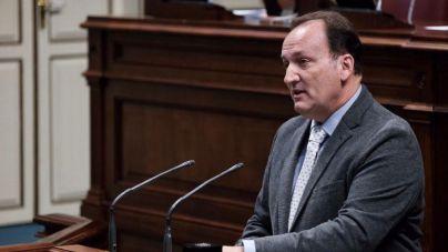 Cs solicita al Parlamento de Canarias la reprobación del ministro del Interior, Fernando Grande-Marlaska