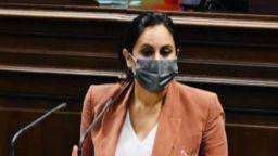 Vidina Espino lamenta que el Gobierno canario no investigue por qué entre marzo y julio fallecieron 406 mayores más de lo habitual