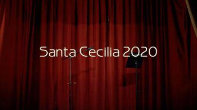 Las Bandas de Música de La Palma rinden homenaje a Ennio Morricone por Santa Cecilia