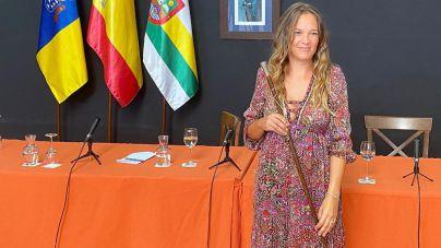 Chaxiraxi Niz se convierte en la primera alcaldesa del municipio de Haría