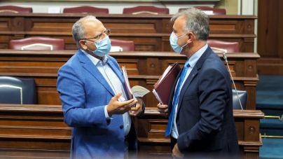 Curbelo pide al Gobierno que garantice una mayor flexibilización para materializar los fondos de la RIC
