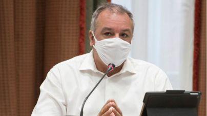 Campos anima al cuatripartito a coordinar la derivación de migrantes con los territorios dispuestos a colaborar