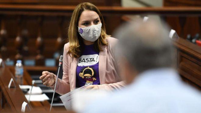 Canarias incrementa el presupuesto para luchar contra la violencia de género