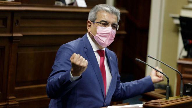 El Parlamento apoya la tramitación de los Presupuestos 2021 con el único rechazo del PP