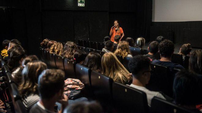 El programa educativo de la Muestra ya está en marcha en Lanzarote y Fuerteventura