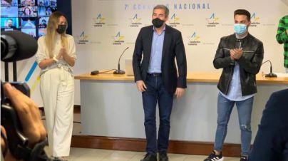 Fernando Clavijo, nuevo secretario general nacional de Coalición Canaria con el 93% del apoyo