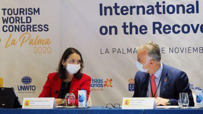 Torres presenta a Canarias como un destino seguro ante los ministros de Turismo de 95 países