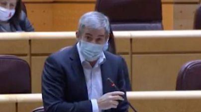 """Clavijo: """"El Gobierno no tiene ningún plan para responder a la crisis migratoria en Canarias"""""""