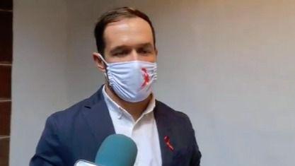 Mariano H. Zapata pide que se permita el uso de test de antígenos cuanto antes