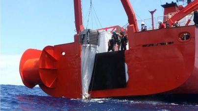 La Expedición Malaspina descubre que la biomasa de animales en el océano profundo es mucho mayor de la estimada hasta ahora