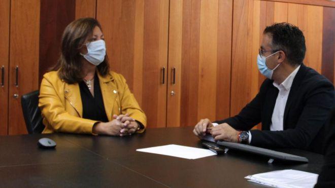 El Ayuntamiento ofrece a ASCAV participar en la elaboración pormenorizada del PGO