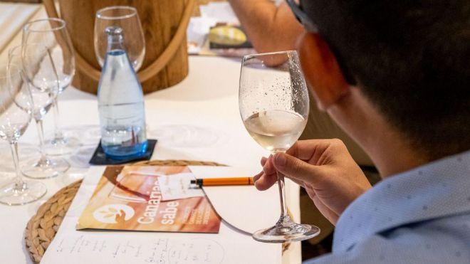 'Tesoros Volcánicos' proyecto para introducir los vinos volcánicos en restaurantes de las islas