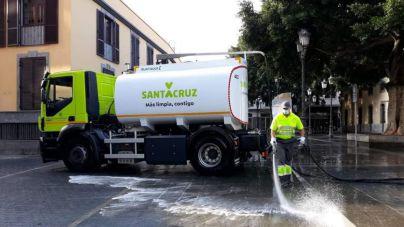 Santa Cruz contará con una nueva ordenanza de recogida de residuos y limpieza en 2021